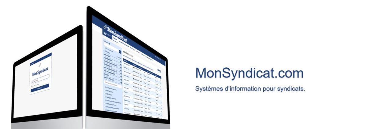 MonSyndicat logiciels informatiques pour syndicats